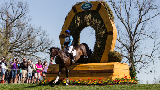 Dutton Wins Range Rover Evoque For Cross Country Ride At
