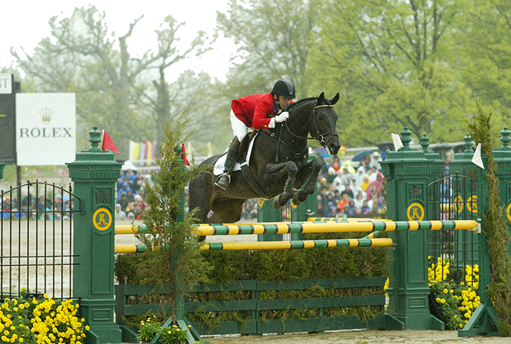 Darren Chiacchia  on Windfall   (Photo: Michelle Dunn)