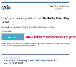 print at home information kentucky three day event equestrian