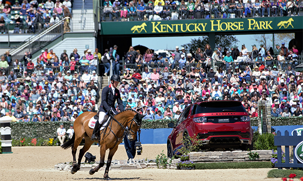 10 Things you May Not Know about the Land Rover Kentucky Three-Day